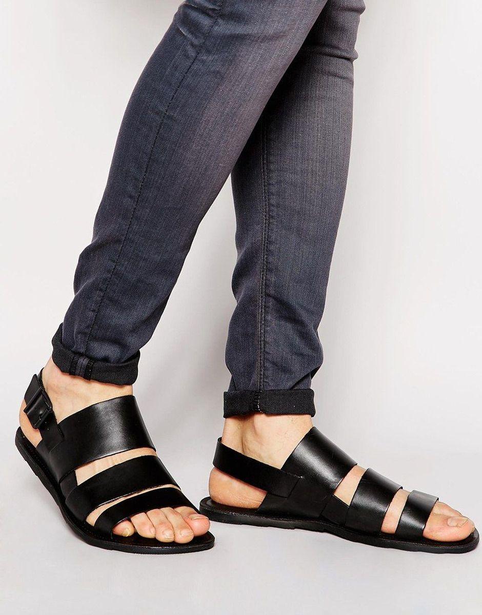 Men´s Sandals — (vía Pinterest: descubre y guarda ideas