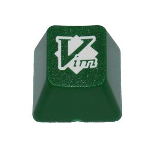 $3 00 Custom #vim key cap | Keycaps in 2019 | Key caps