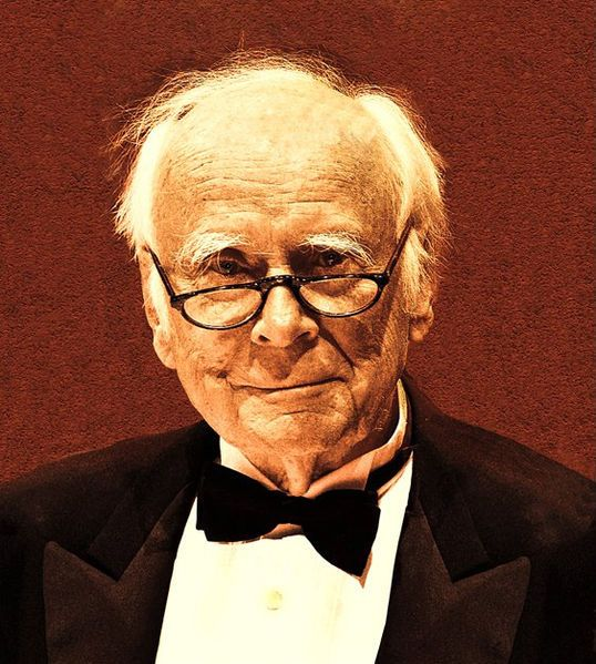 Vicco von Bülow aka Loriot (Photo: Philipp von Ostau) http://de.wikipedia.org/wiki/Loriot