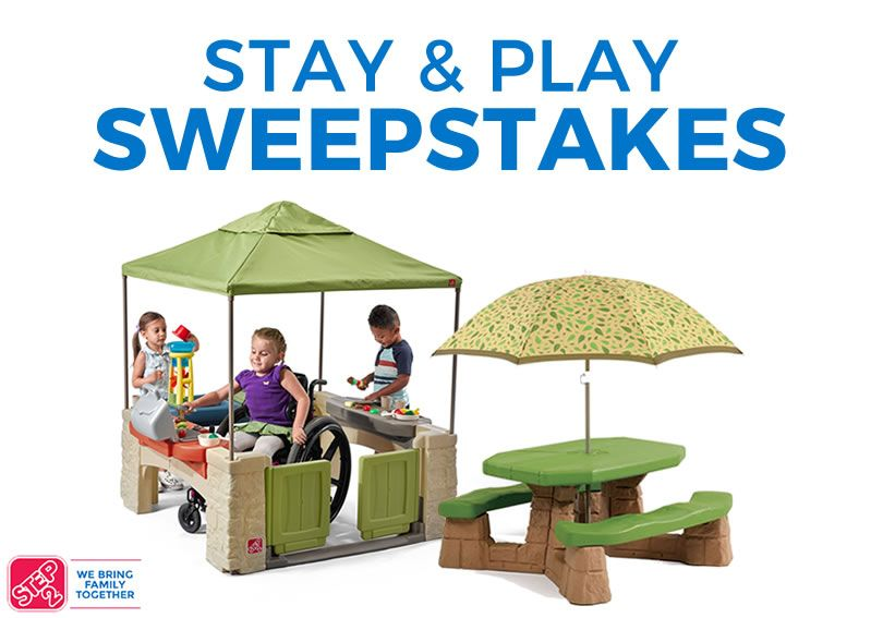 Step2 Sweepstakes Enter To Win Before April 30 2017 At 11 59 Pm