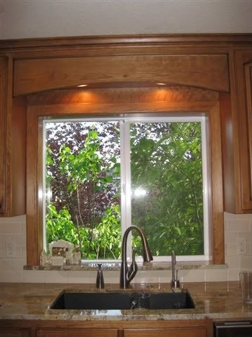 Granite Window Sill Oak Trim Interior Window Sill