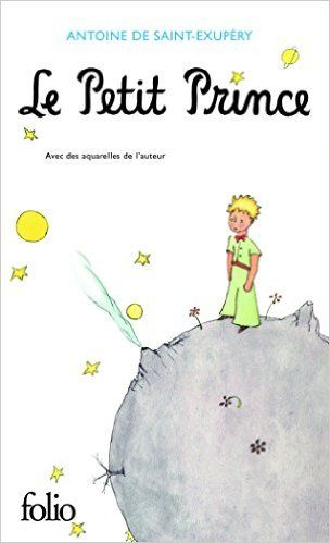 Le Petit Prince (Collection Folio (Gallimard)): Amazon.de: Antoine de Saint-Exupery: Fremdsprachige Bücher