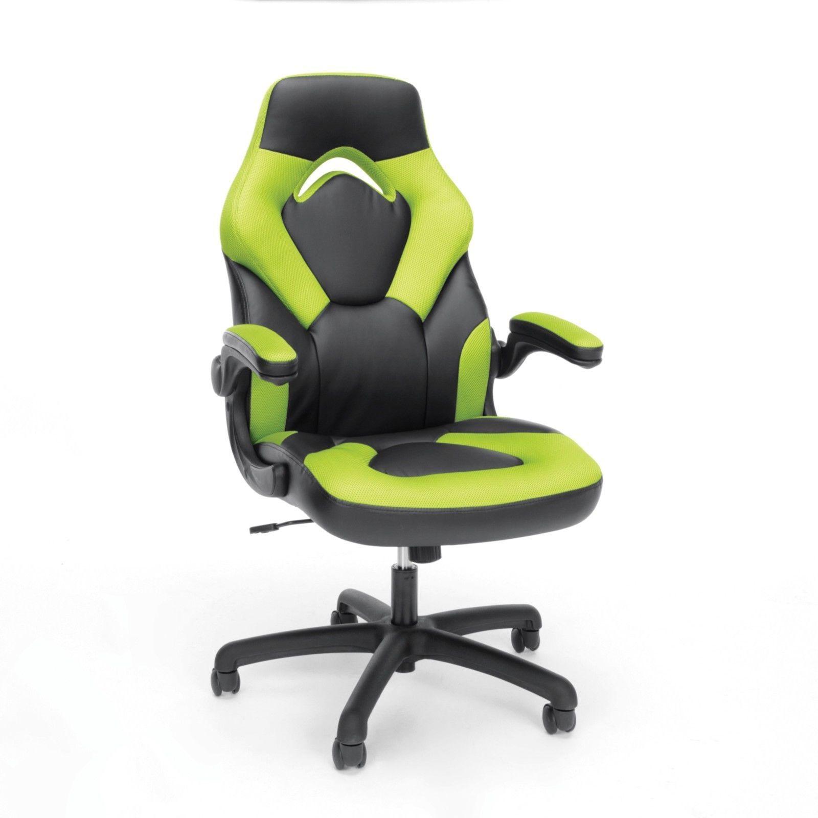 Ergonomic High Back Office Gaming Chair Computer Racing Executive Swivel  Stool