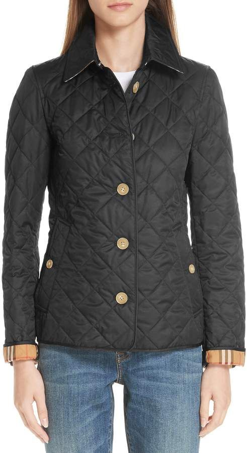 2927ce56c2d65 Burberry Frankby 18 Quilted Jacket