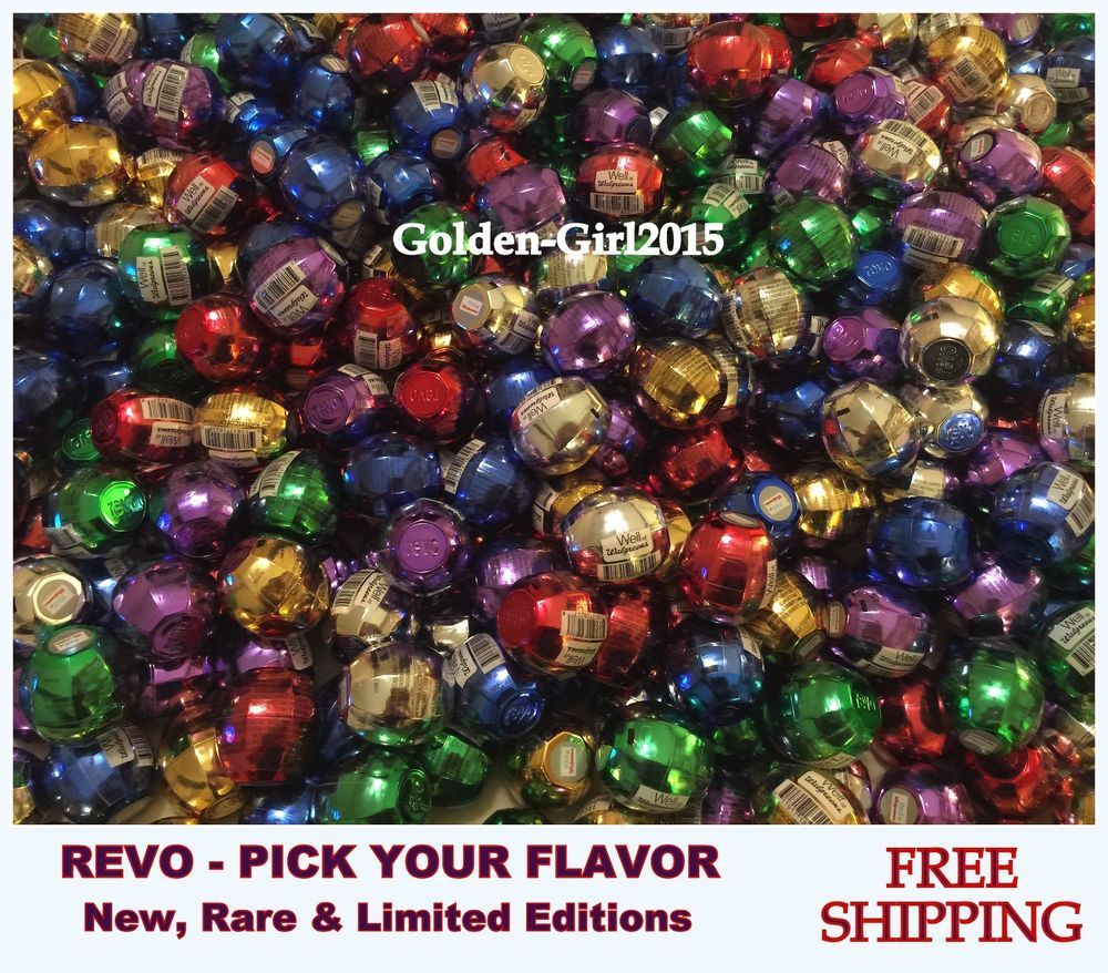 29 DISCOUNT OFF ALL INDIVIDUAL REVOS PICK YOUR FLAVOR