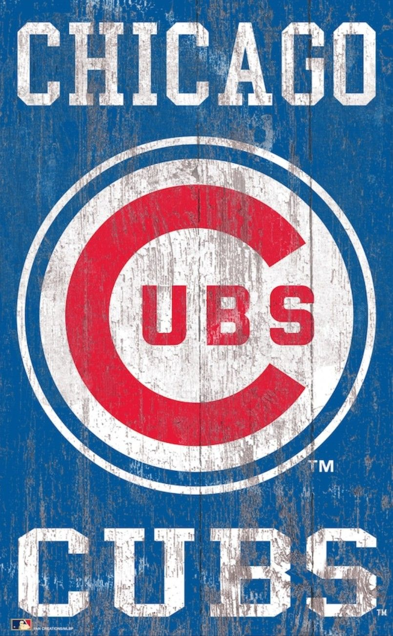 Pin By Justin On Cubbies In 2020 Chicago Cubs Wallpaper Cubs Wallpaper Chicago Cubs