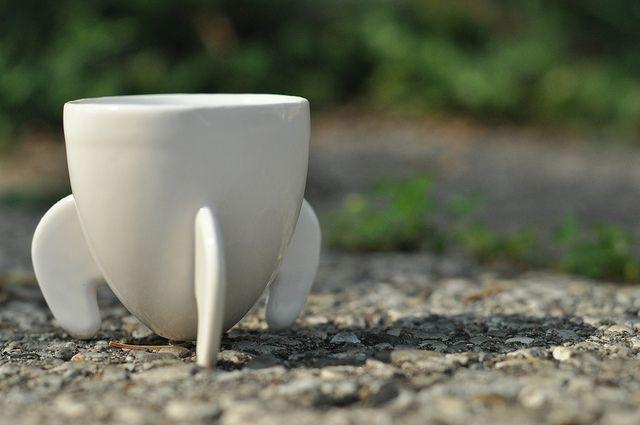 Rocket Espresso Cup by csk_azriel, via Flickr