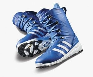 Adidas New Snowboarding Boot Collection