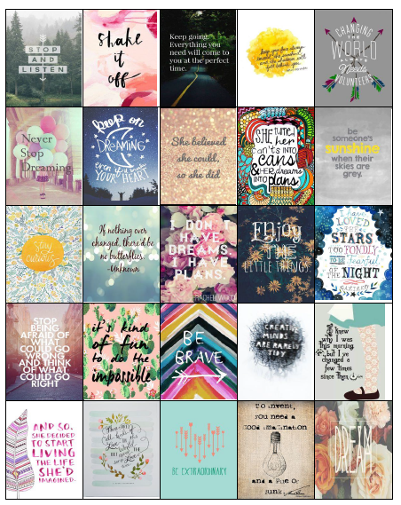Inspirational stickers perfect for your erin condren life planner plum paper planner filofax for Planner pinterest