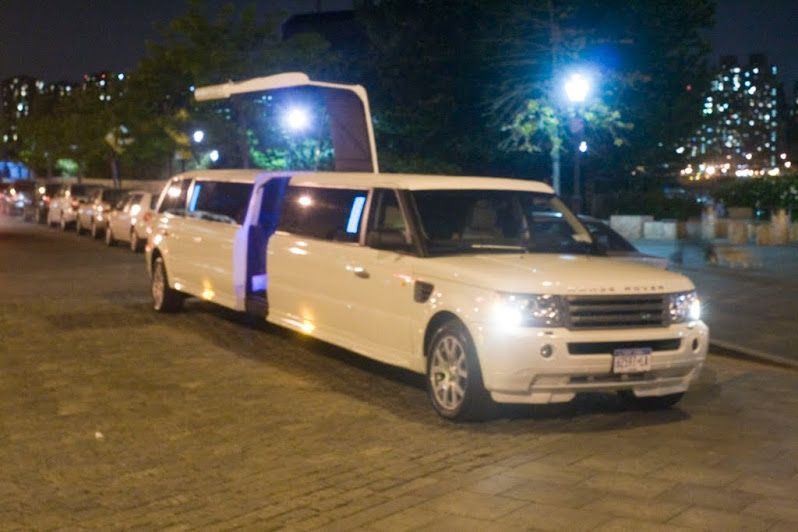 range rover limo new york prom limo service