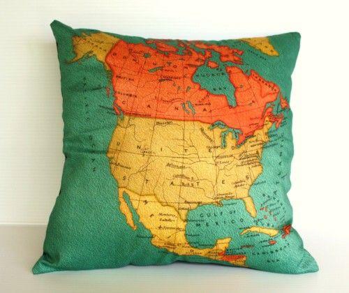 North America Pillow $59.62