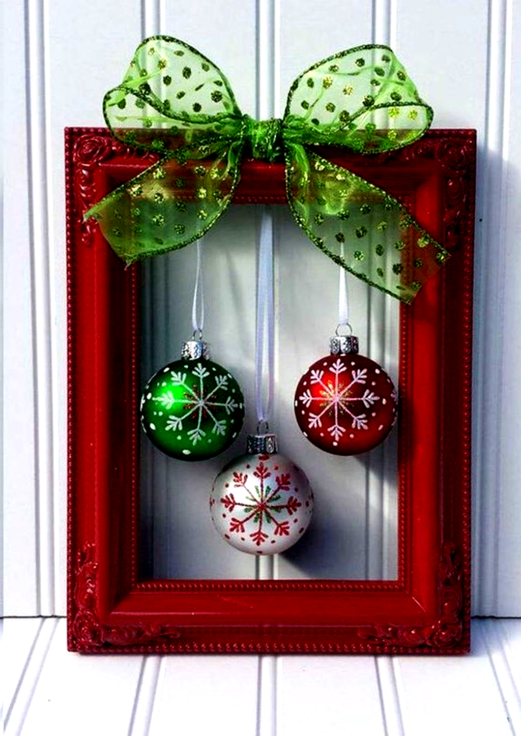 55 Cheap DIY Christmas Decorations Ideas in 2020
