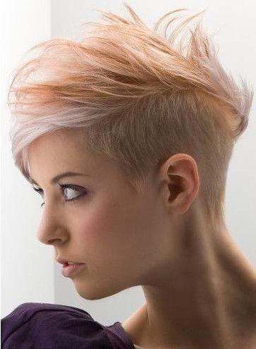 Pin On Pixie And Mid Length Hair