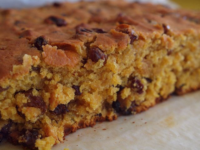 Best pumpkin fruit cake recipe
