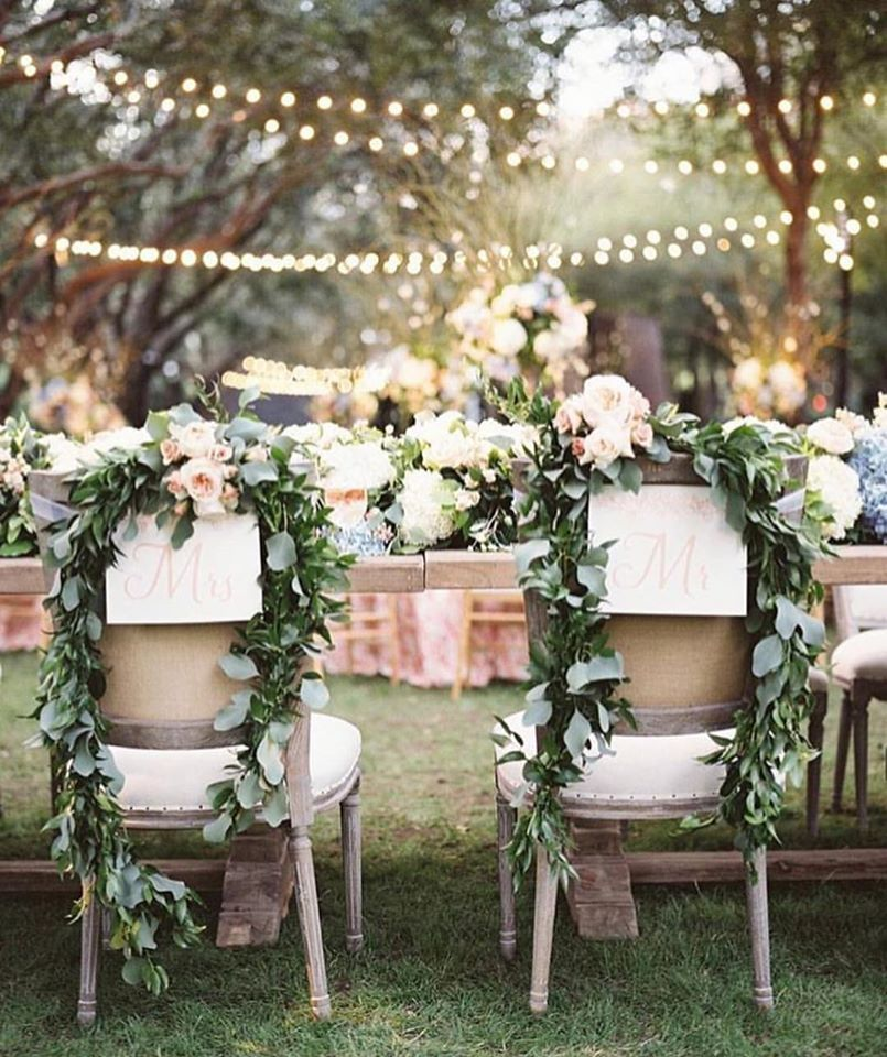 Afternoon Wedding Reception Ideas: Magical And Whimsical Styling