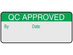 Qc Approved Aluminium Foil Labels Mt20038 Label Source Foil Label Labels Aluminum Foil