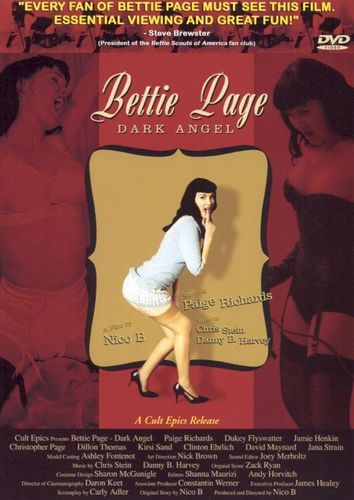 Watch Bettie Page: Dark Angel Full-Movie Streaming
