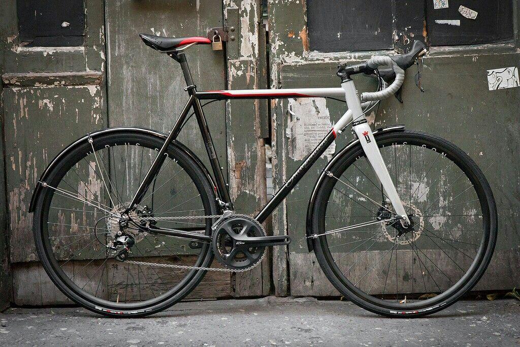 Independent steel club racer