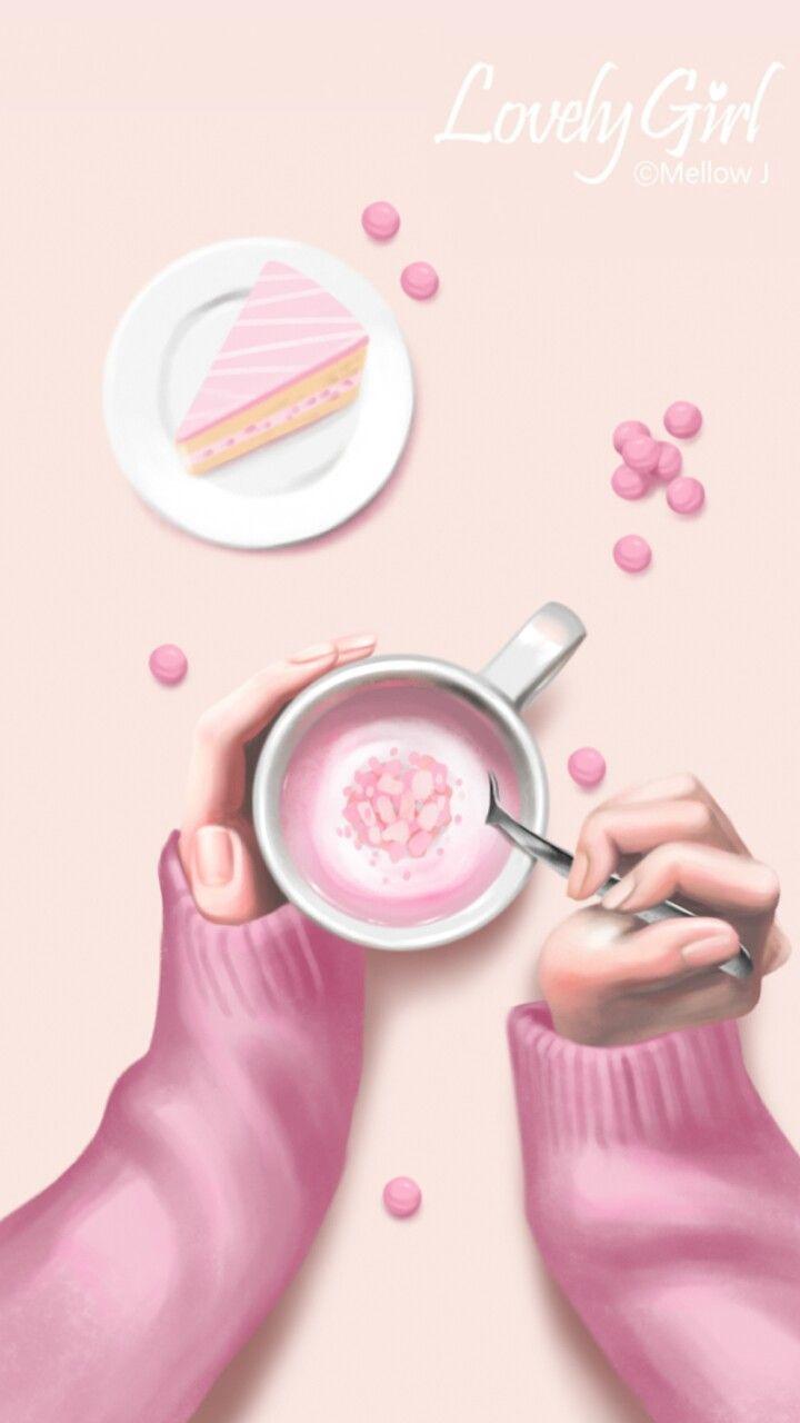 Lovely Girl Kawaii Wallpaper Anime Wallpaper Iphone Cute Girl Wallpaper