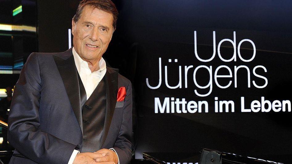 Pin op Udo Jürgens