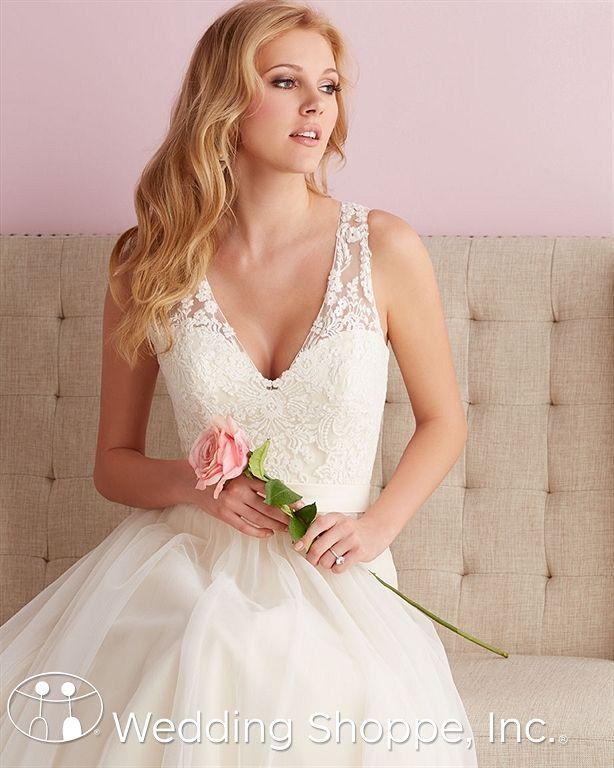 Allure Bridals Wedding Dress Sale | Bridal Gowns We Love | Pinterest ...