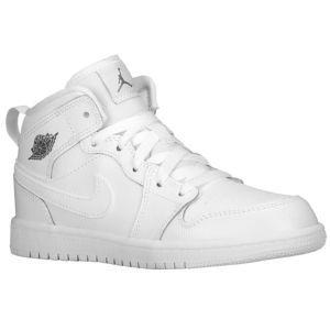 fef3fa5045b Jordan AJ1 Mid - Boys  Preschool - Shoes