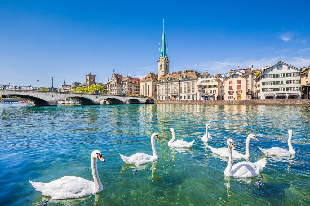 What to do in Zurich in 2 days what is a good place to see in Zurich