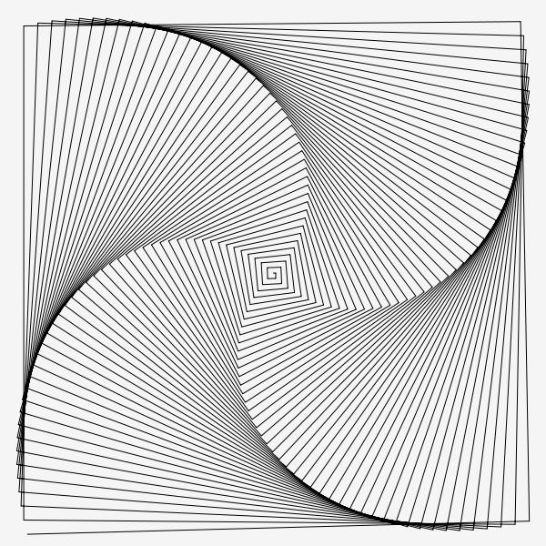 Line Drawing Using Python : File turtle graphics polyspiral svg mandalas fractals