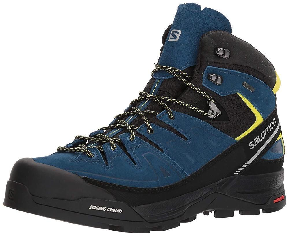 38bb6d45745 Salomon Men's X Alp Mid LTR GTX Hiking Boot #fashion #clothing ...