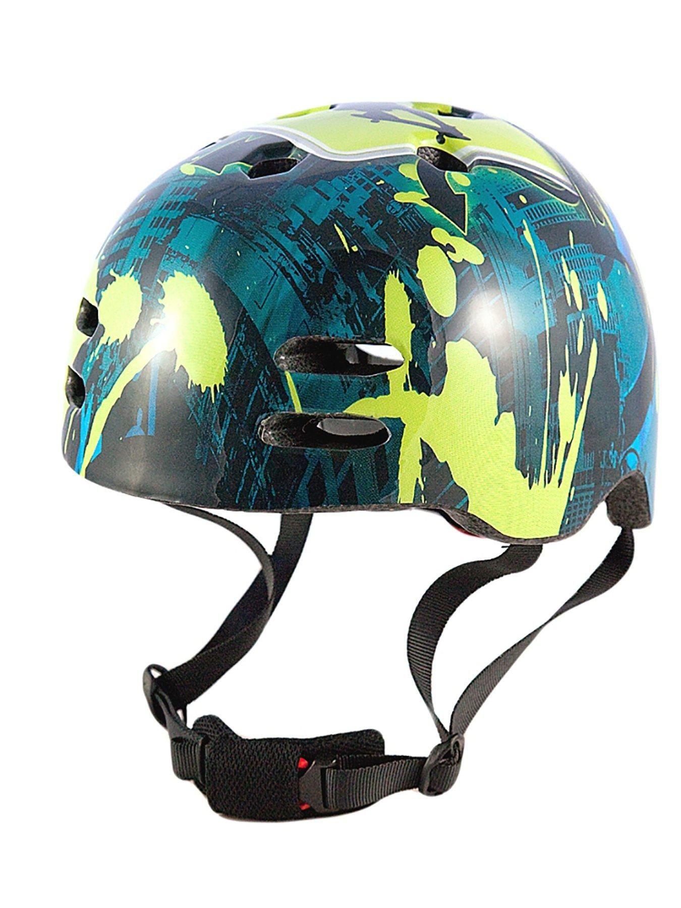 Sport Direct No Bounds Bmx Helmet 5558Cm Print Bmx