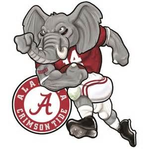 Alabama Mascot Elephant Bing Images Alabama Crimson Tide