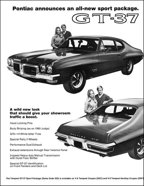 Muscle Cars You Should Know 1970 71 Pontiac Gt 37 Pontiac Pontiac Lemans Pontiac Cars