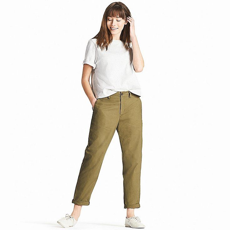 c0d6fdcf5668 Women cotton linen relaxed pants
