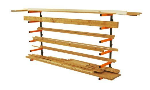 Amazon Com Htc Pbr 001 Portamate Wood Storage Lumber Organizer