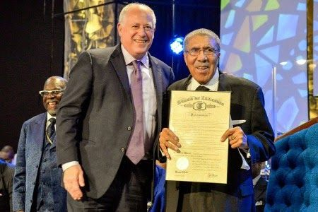 Governor Pat Quinn Attends 89th Birthday Celebration for ...