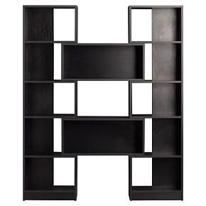 Crate And Barrel Puzzle Bookcase