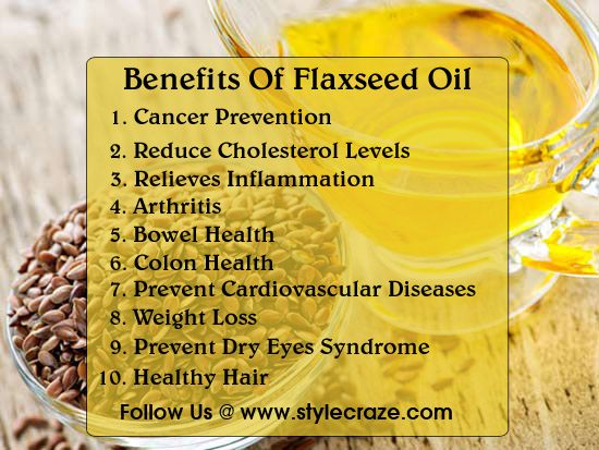 12 Impressive Flaxseed Oil Benefits