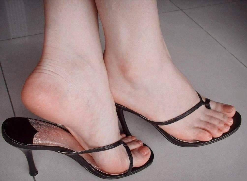 cuero fetichismo de pies