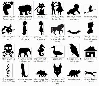 Shery K Designs  600+ free silhouette svg files