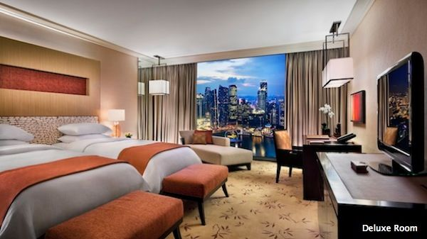 Marina Bay Sands Hotel And Skypark Luxury Rooms Marina Bay