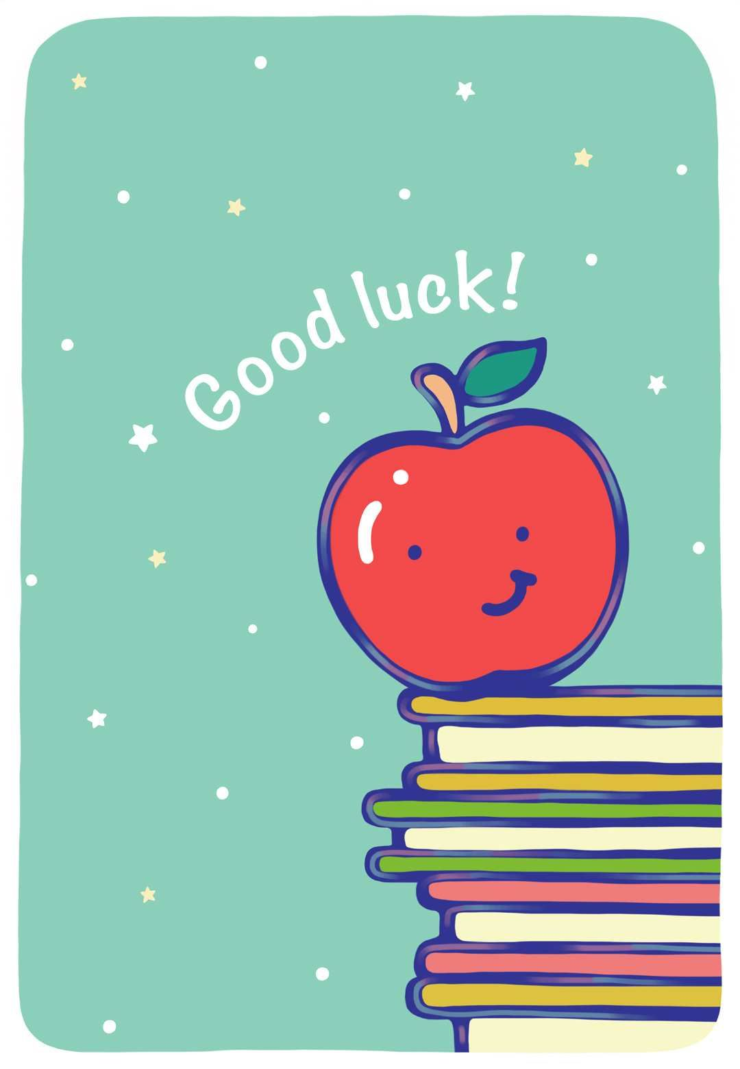68 Online Free Printable Good Luck Card Template In In Good Luck Card Template Good Luck Cards Goodbye And Good Luck Cards