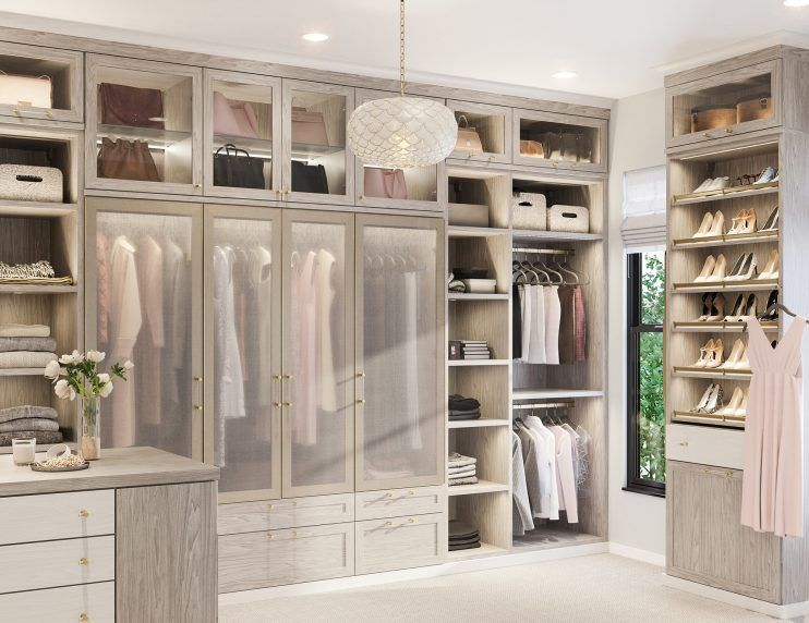 Custom Closet Designs Systems In Vancouver Closet Designs