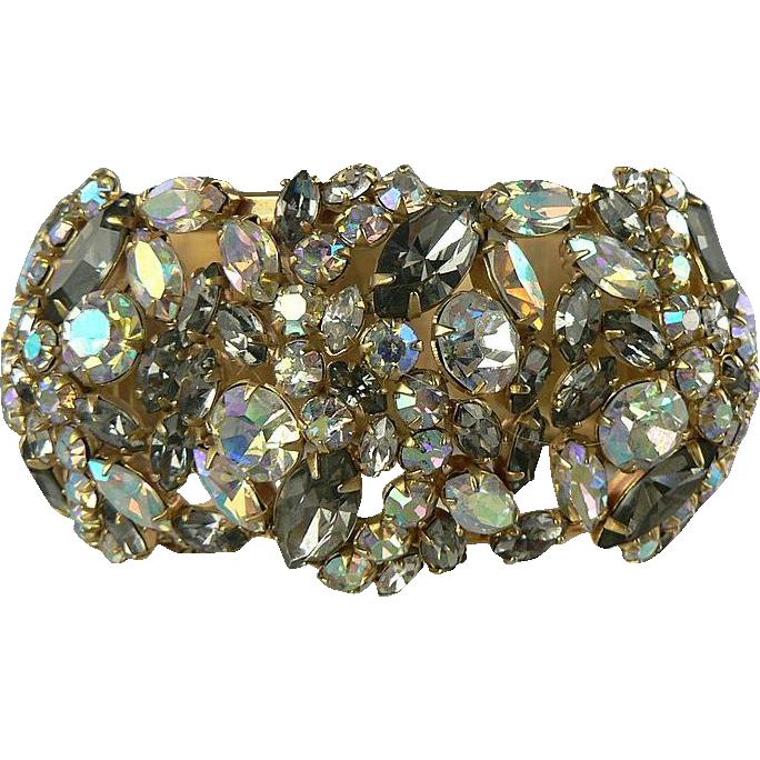Rhinestone Bracelet by Alice Caviness.