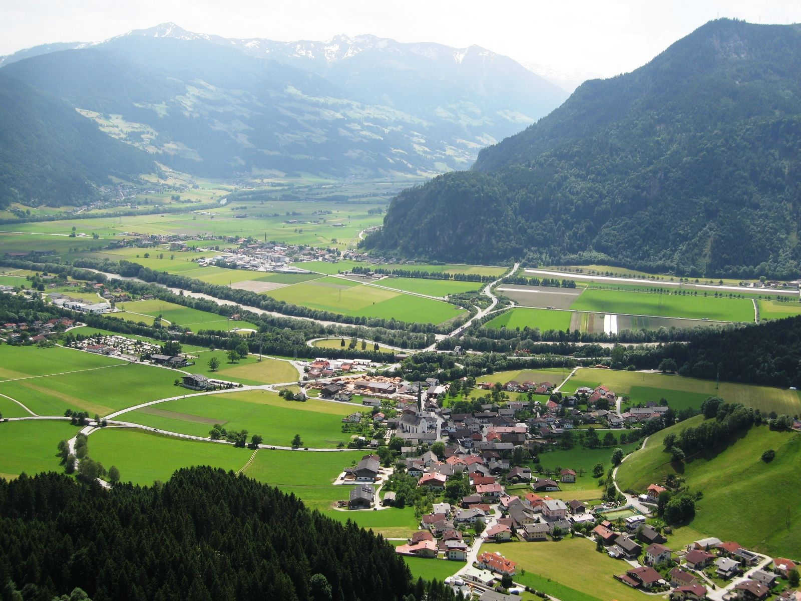 Ahhh...the Inntal, Austria...can't wait for the day that I'm back here soaking up the view ♥