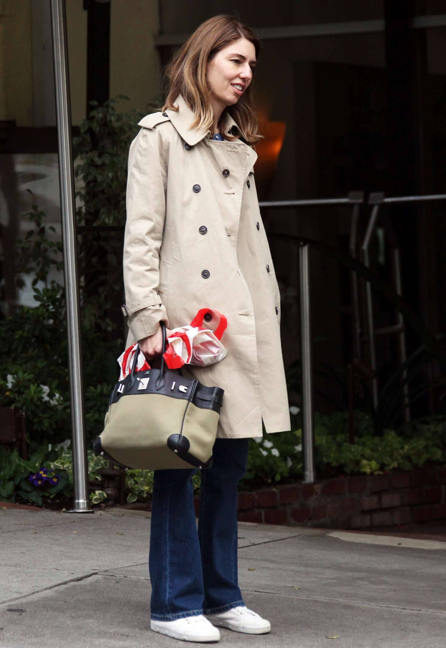 Sofia Coppola Trench Coat I 2019 Sofia Coppola Style