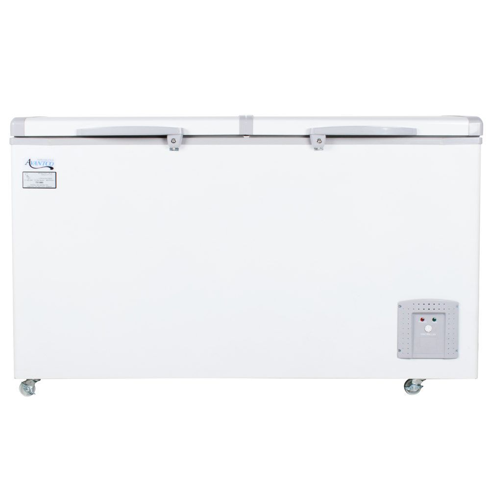 Avantco Hf14 14 Cu Ft Commercial Chest Freezer 2 Door Chest Freezer Freezer Home Appliances Sale