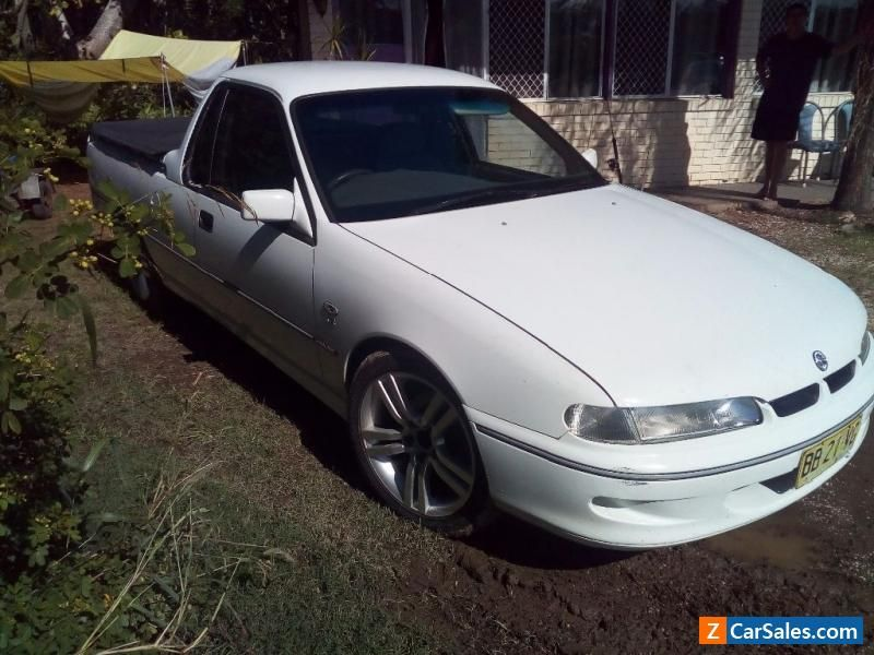 2000 Holden vs Olympic edition Ute reserve lowered #holden