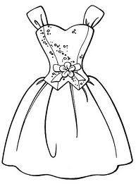 Dibujos De Vestidos 15 Anos Para Colorear Jpeg 193 261 Vestidos Dibujo Dibujos Para Colorear Barbie Para Colorear
