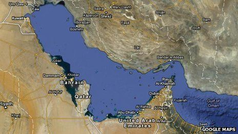 Googles missing gulf angers iran explore iranian world maps and more gumiabroncs Images