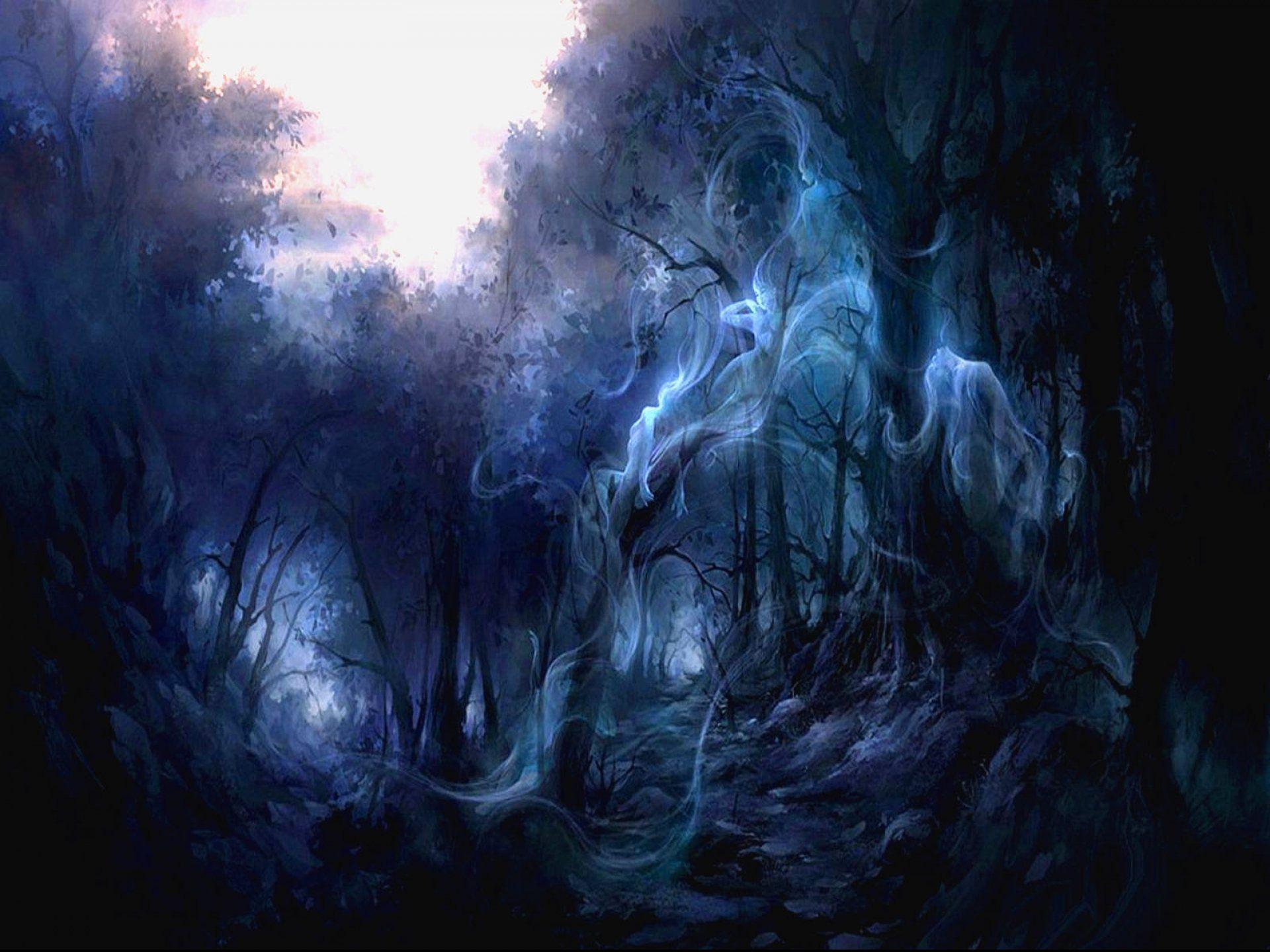 Smoke Spirit Fantasy Art #FantasyArt VistaLore daily pics of beauty